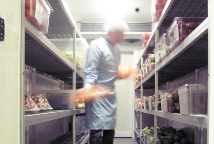 Verbo koeltechniek koelkamer